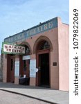 Bird Cage Theatre In Tombstone...