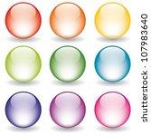 button | Shutterstock .eps vector #107983640