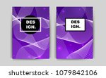 dark purple  pink vector banner ...