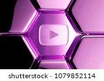 metallic magenta youtube play...