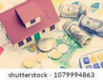 home loan   reverse mortgage or ... | Shutterstock . vector #1079994863