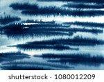 indigo abstract grunge... | Shutterstock . vector #1080012209