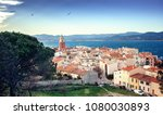 view of the city of saint... | Shutterstock . vector #1080030893