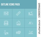 travel icon set and travel...