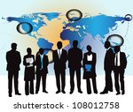 business concept | Shutterstock .eps vector #108012758