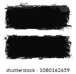 set of grunge banners.retro... | Shutterstock .eps vector #1080162659