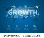 creative infographic of... | Shutterstock .eps vector #1080182156