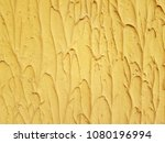 yellow cement backgrounds  ... | Shutterstock . vector #1080196994