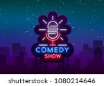 Comedy Show Stand Up Invitatio...