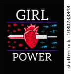 Girl Power   Feminism Slogan ...
