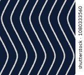 seamless nautical rope pattern. ...   Shutterstock .eps vector #1080333560