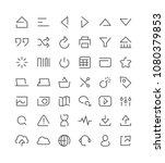 basic icons set for websites...