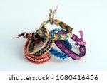 group of handmade homemade...   Shutterstock . vector #1080416456