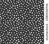 memphis geometric seamless... | Shutterstock .eps vector #1080436946