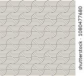 vector seamless pattern. modern ...   Shutterstock .eps vector #1080477680