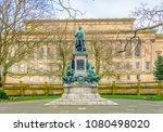 Statue Of William Ewart...