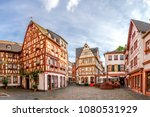 mainz  historical  germany  | Shutterstock . vector #1080531929