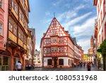 mainz  historical  germany  | Shutterstock . vector #1080531968