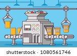 medical laboratory.medical... | Shutterstock .eps vector #1080561746