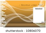 high quality template abstract... | Shutterstock .eps vector #10806070