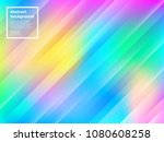 abstract multicolored diagonal...   Shutterstock .eps vector #1080608258
