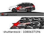 suv car graphics vector for...   Shutterstock .eps vector #1080637196