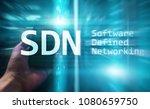 sdn  software defined... | Shutterstock . vector #1080659750