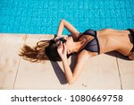 beautiful bright sexy funny... | Shutterstock . vector #1080669758