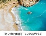 Moraig Beach  Alicante  Spain