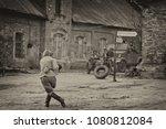 volgograd  russia   april 29 ... | Shutterstock . vector #1080812084