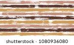 vintage watercolor brush... | Shutterstock .eps vector #1080936080