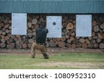 police commando  operations...   Shutterstock . vector #1080952310