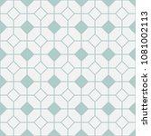 simple floor tile pattern ... | Shutterstock .eps vector #1081002113