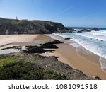 beach in vicentine coast... | Shutterstock . vector #1081091918