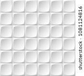 geometric tile texture  ... | Shutterstock .eps vector #1081124816