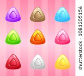 triangle candy block puzzle...