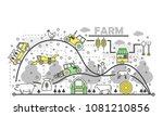 farm concept illustration....