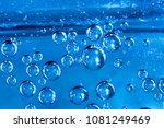 Bubbles In Carbonated Water