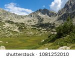 amazing landscape of... | Shutterstock . vector #1081252010