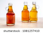 sampler of pure maple syrup ... | Shutterstock . vector #1081257410
