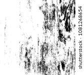 grunge mess blot background.... | Shutterstock .eps vector #1081268654
