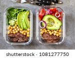 Healthy Meal Prep Containers...