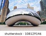 Chicago  Il   Oct 6  Cloud Gate ...