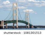 The Mackinac Bridge In The...