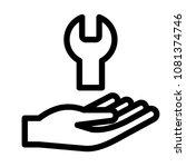 care icon vector pictogram mark ...