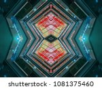 patterns isolated background | Shutterstock . vector #1081375460