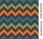 retro chevron seamless pattern  ...   Shutterstock .eps vector #1081402520