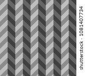 gray three dimensional chevron... | Shutterstock .eps vector #1081407734