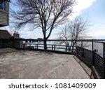 saint laurent river rivi re ... | Shutterstock . vector #1081409009