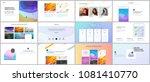 minimal presentations ...   Shutterstock .eps vector #1081410770